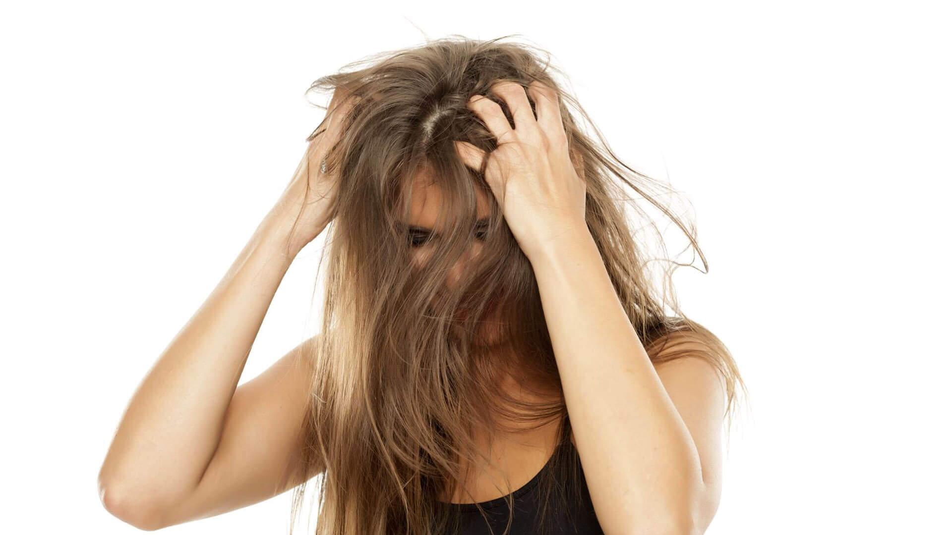 Saçları daha kalın ve gür göstermenin yolları